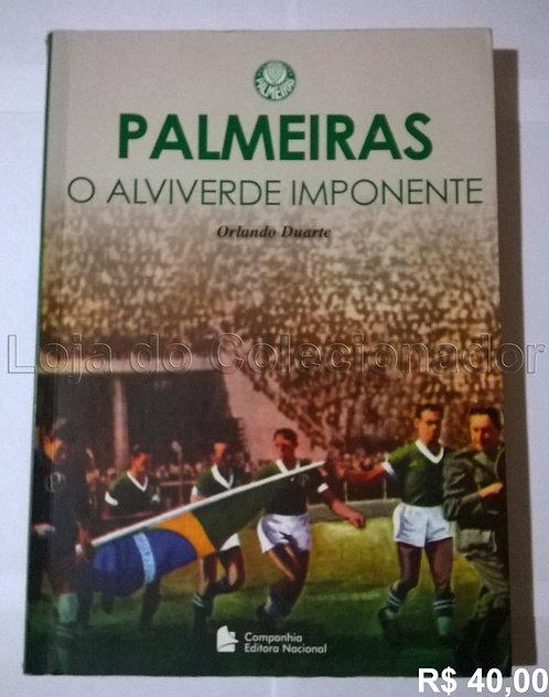 Livro - Palmeiras - O Alviverde Imponente - 2008