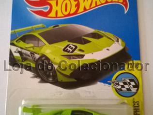 Lamborghini Huracán LP 620-2 Super Trofeo - Hot Wheels