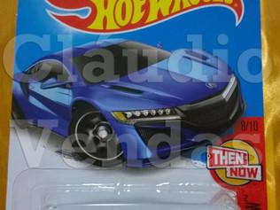 17 Acura NSX - Hot Wheels
