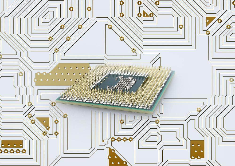 Processador (CPU) de um Computador