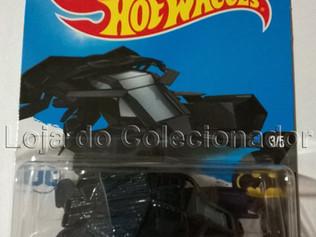 The Bat - Hot Wheels