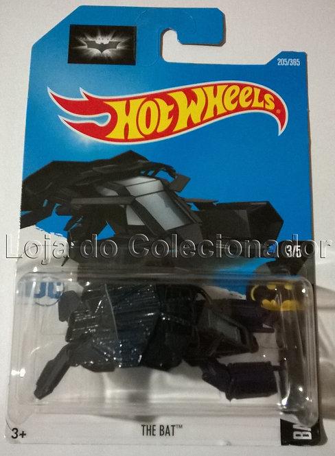 Carrinho Hot Wheels - The Bat - Nave do Batman