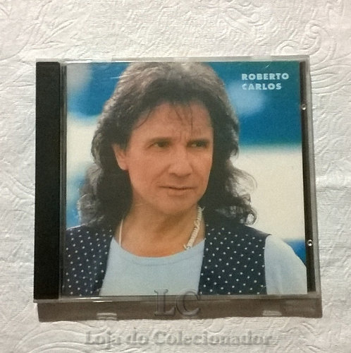 CD original Robert Carlos