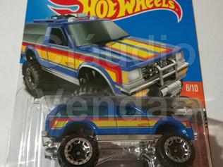 Chevy Blazer 4x4 - Hot Wheels