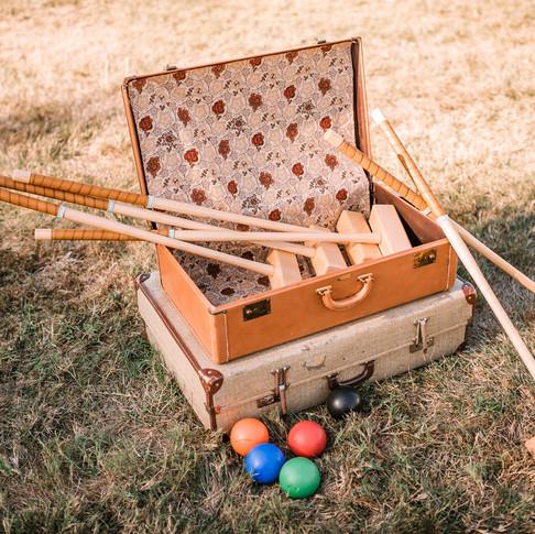 6-Player Professional Croquet