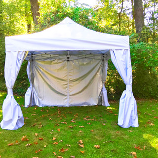 10x10 Tent with 4 Side Walls
