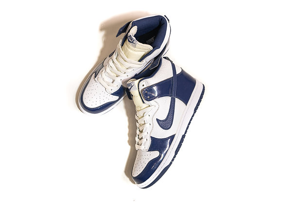 Nike Dunk High (2003) Patent