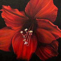 24x24-Monica-Orrling-Large-Floral-art-fo