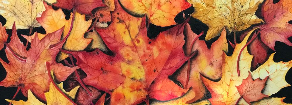 "SOLD- Watercolour on Birch 15""x22"""