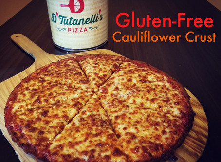 Cauilflower Crust