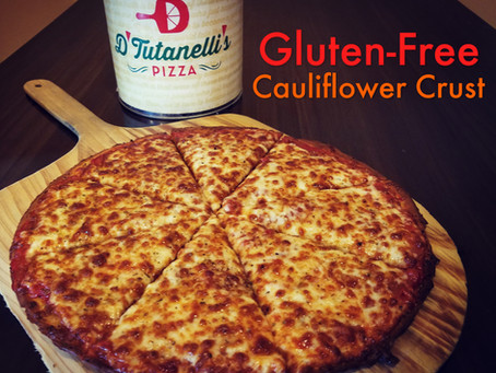 Cauilflower Crust