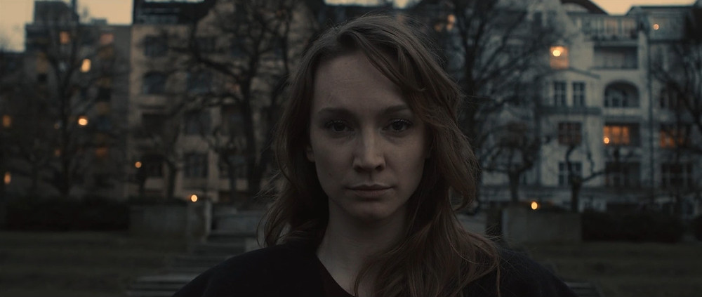 Lara Marian as Victoria in 'Gaslighting' (2018)