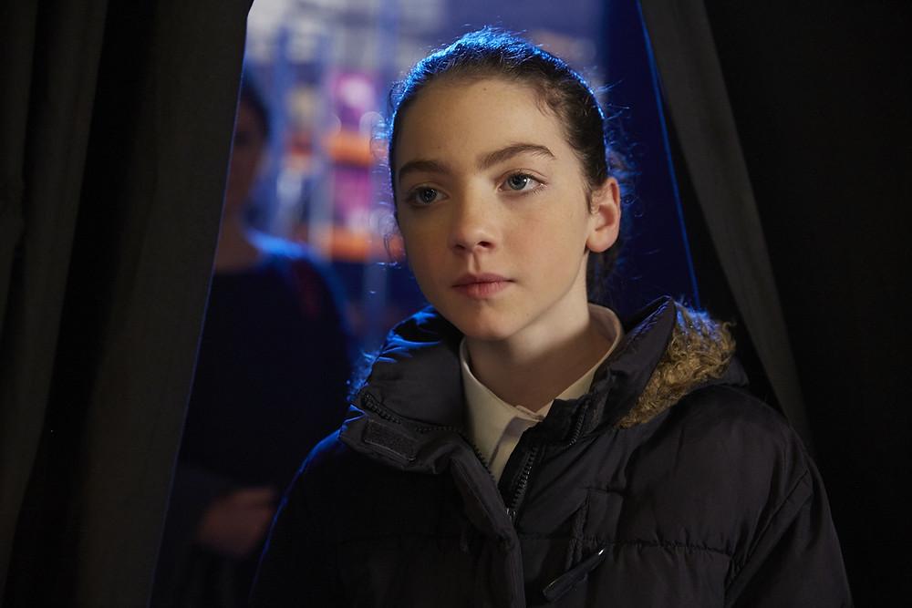 Margot Dean as Mirela in 'Tutu & Pointes' (2018)