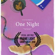 ONE NIGHT (SPECIAL JURY PRIZE)