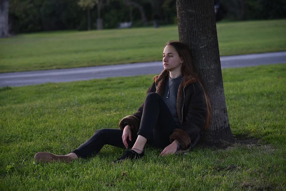 Lily Walbeoffe as Ally