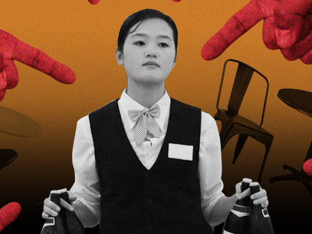 Des histoires de harcèlement dans la restauration
