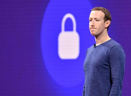 Le chef de la sécurité de Mark Zuckerberg accusé de sexisme et racisme