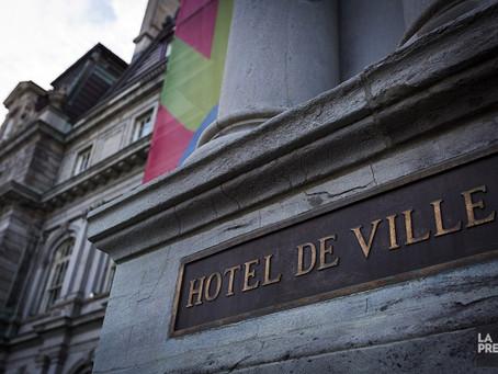 Montréal adoptera des mesures sur le harcèlement sexuel
