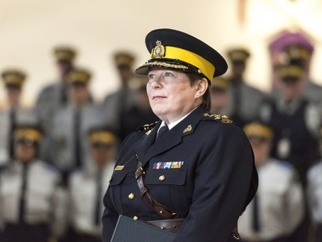 RCMP says it's starting to take mandatory steps to reduce workplace harassment