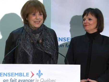 Violence sexuelle : « Chaque victime mérite d'être traitée avec égard » - Lucie Charlebois