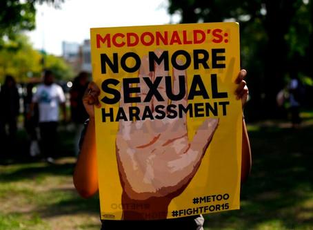 McDonald's visé par de nouvelles plaintes pour harcèlement sexuel