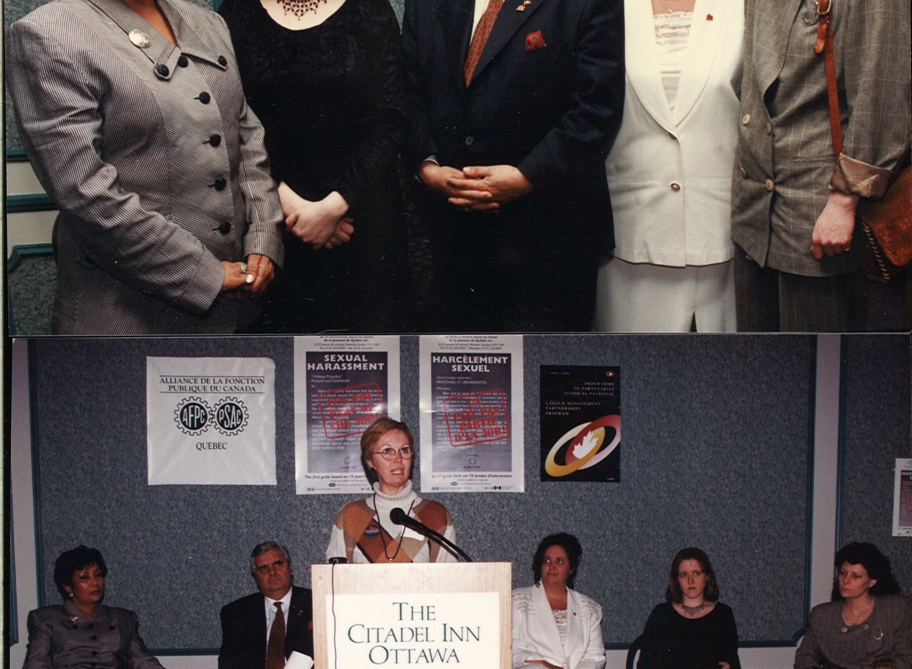 Lancement 1996