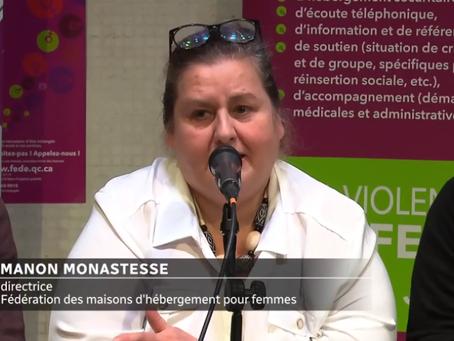 Deux provinces offrent des congés payés pour les femmes victimes de violence