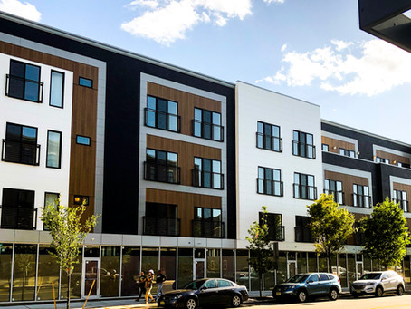 Mixed-Use Development 700 Bangs Complete