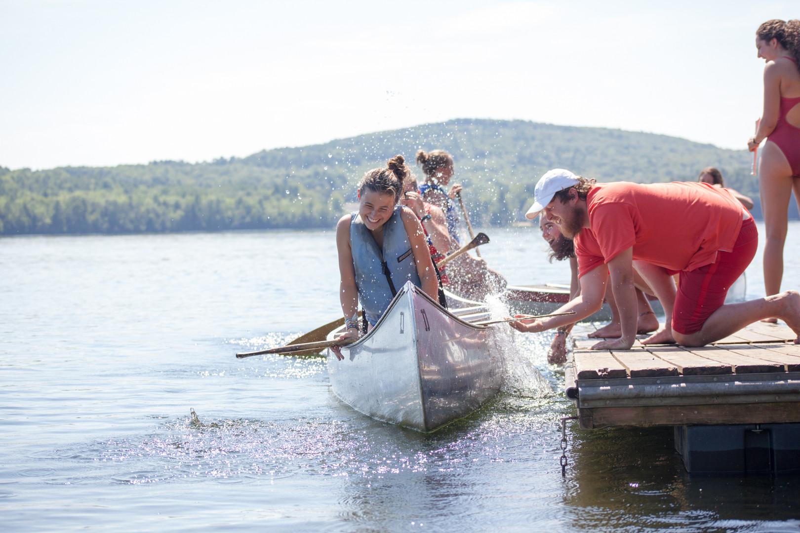 Arcadia Canoeing