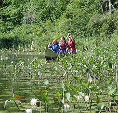 Canoe Trips Camp Arcadia