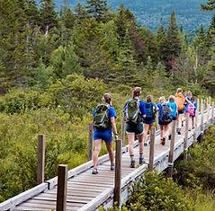 Hiking Trips Camp Arcadia