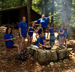 Cookouts Camp Arcadia