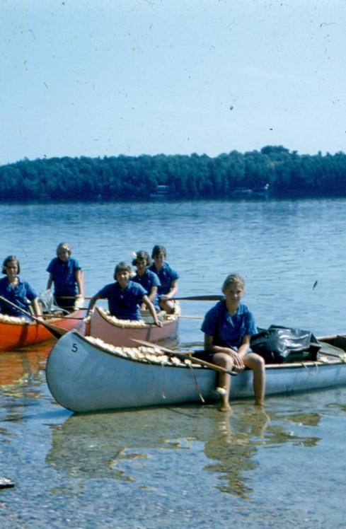 Camp Arcadia Historical