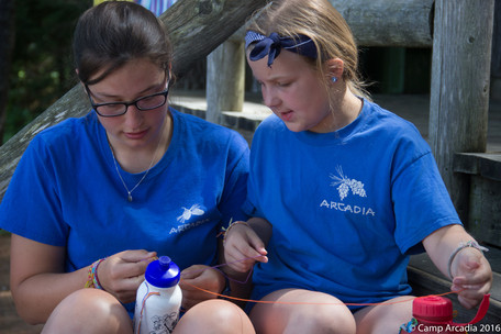 Arcadia Camp for Girls