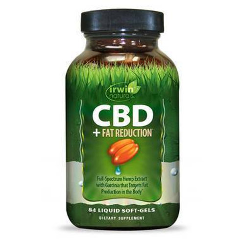CBD Capsules - CBD + Fat Reduction - 15mg