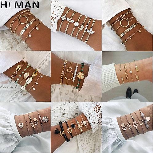 31 Styles Bracelets
