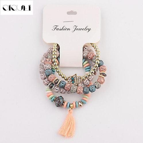 Bohemia Charm Bracelets