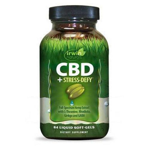 CBD Capsules - CBD +  Stress-Defy - 15mg