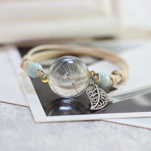 Glass Ball Dandelion