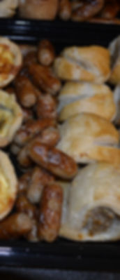 Caterer Luton - CR Catering buffet