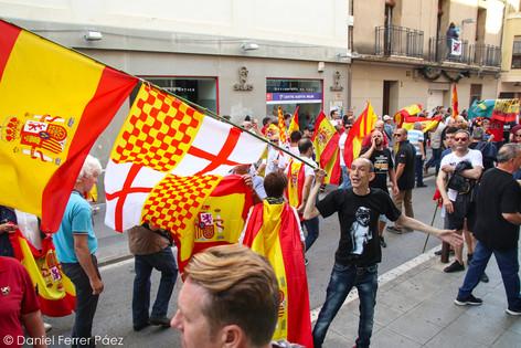 Mataró dividida