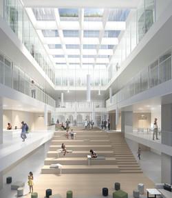 Réhabilitation immeuble de Bureaux - Paris
