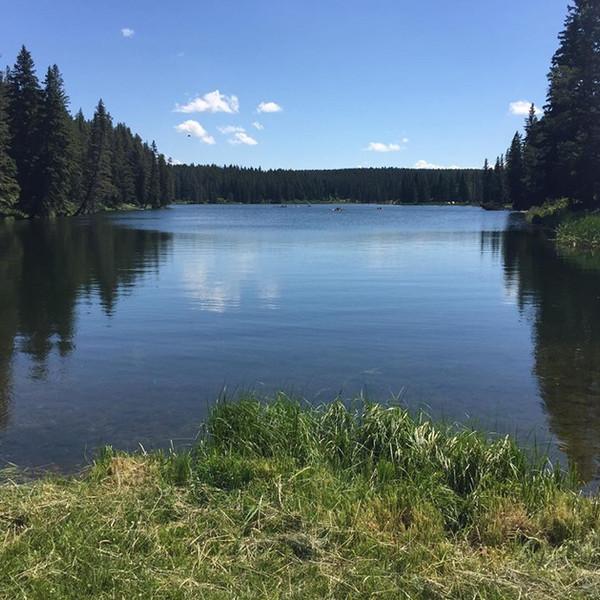 2KM lake view.
