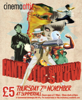 Fantastic Short Film Show November 2013