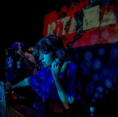 LISBON BEAT PARTY / In collaboration with Samedia Shebeen  DJ Rita Maia