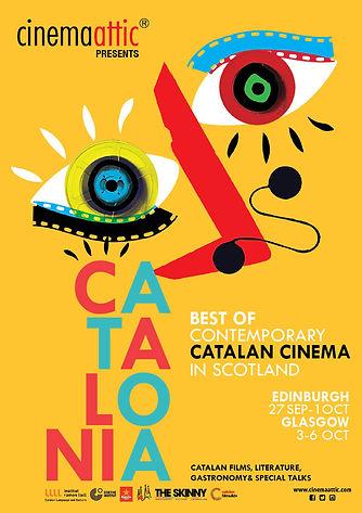 Catalonian Film Festival 2017 Poster