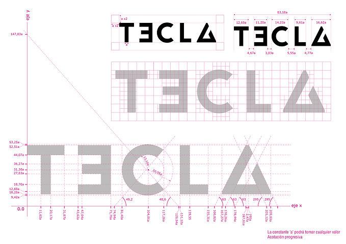 TECLA branding