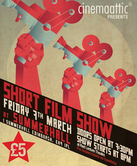Short Film Night March 2013