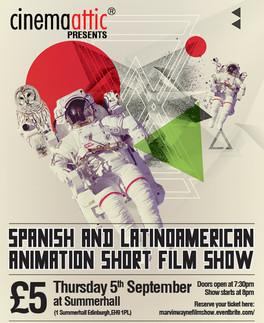 Spanish & Latinamerican Animation Short Film Night 2013