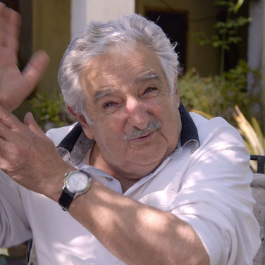 Pepe Mujica-Lessons from the Flowerbed (El presidente)